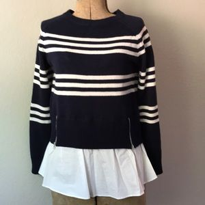Anthropologie sweater size extra small